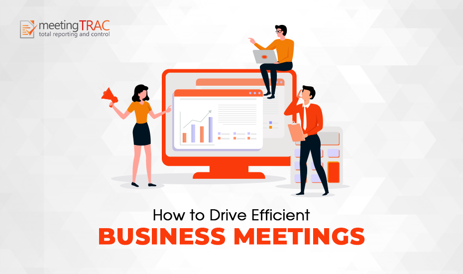 How to Lead Productive Business Meetings